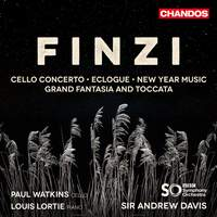 Finzi: Cello Concerto, Eclogue and New Year Music