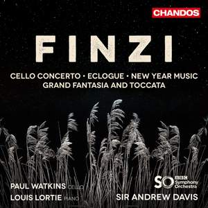 Finzi: Cello Concerto, Op. 40
