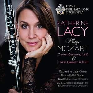 Katherine Lacy Plays Mozart Product Image