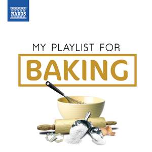 My Playlist For Baking Product Image