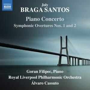 Braga Santos: Piano Concerto