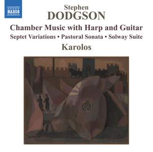 Dodgson: Chamber Music with Harp & Guitar
