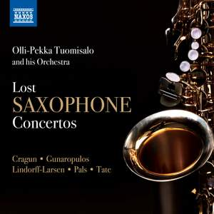 Lost Saxophone Concertos Product Image