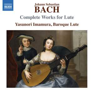 JS Bach: Complete Works For Lute
