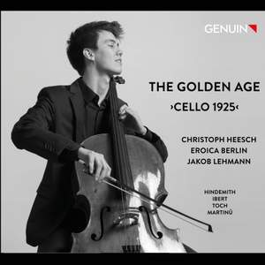The Golden Age - Cello 1925