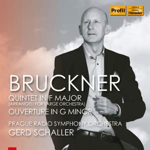 Bruckner: Quintet in F Major (arranged for large orchestra) Product Image