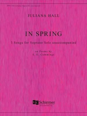 Juliana Hall: In Spring