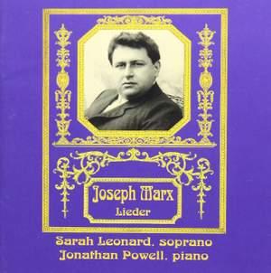 Marx: Italienisches Liederbuch