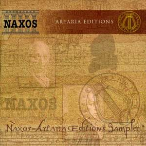 Naxos-Artaria Editions Sampler Product Image