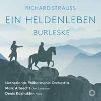 Strauss: Ein Heldenleben & Burleske