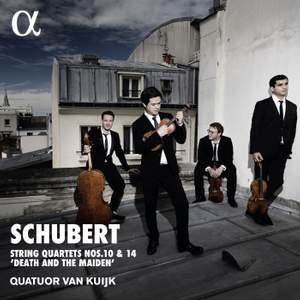 Schubert: String Quartets Nos. 10 & 14