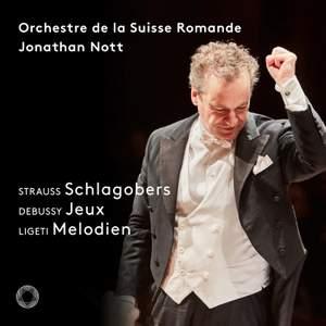 Strauss, Debussy and Ligeti