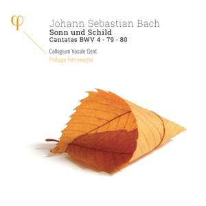 JS Bach: Sonn und Schild Product Image