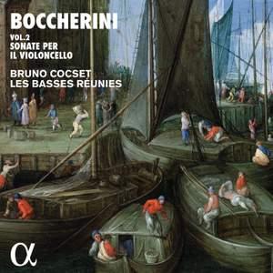 Boccherini: Sonate per il Violoncello Vol. 2 Product Image