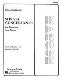 Sonata Concertante for Bassoon and Piano