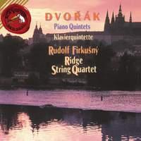 Dvořák: Piano Quintets