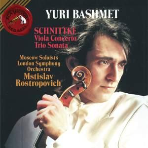 Schnittke: Viola Concerto & Trio Sonata