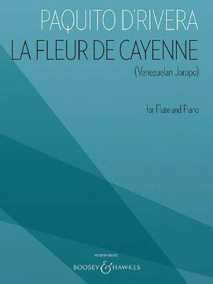 D'Rivera, P: La Fleur de Cayenne