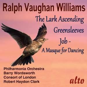 Vaughan Williams:The Lark Ascending, Greensleves & Job