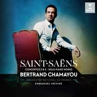Saint-Saëns: Piano Concertos Nos. 2 & 5 & pieces for solo piano