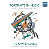 Portraits in Music - Music for Oboe, Bassoon and Piano