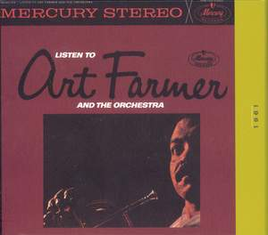 Listen To Art Farmer And The Orchestra Product Image