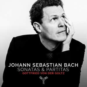 JS Bach: Sonatas & Partitas for solo violin