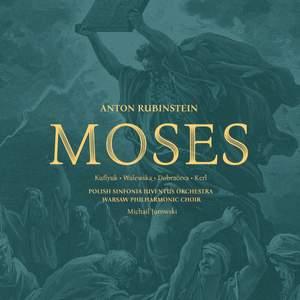 Anton Rubinstein: Moses Product Image