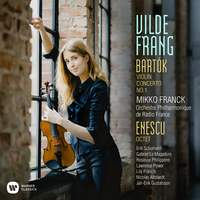 Bartók: Violin Concerto No. 1 & Enescu: Octet for strings