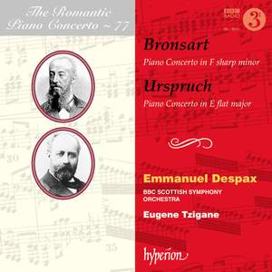 The Romantic Piano Concerto 77 - Bronsart & Urspruch Product Image