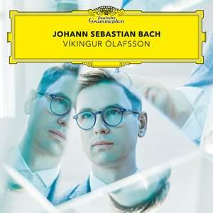 Johann Sebastian Bach - Víkingur Ólafsson - Vinyl Edition
