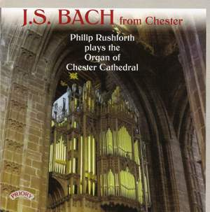 J S Bach from Chester