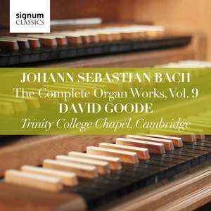 JS Bach: The Complete Organ Works Vol. 9 Product Image