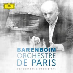 Daniel Barenboim & Orchestre de Paris Product Image