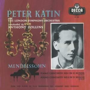 Mendelssohn: Piano Concertos Nos. 1 & 2; Capriccio Brillant; Rondo Brillant