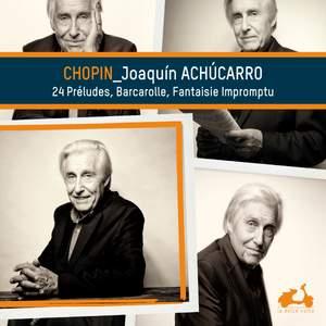 Chopin-Joaquín Achúcarro Product Image