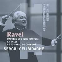 Ravel: Daphnis et Chloé (Suites)