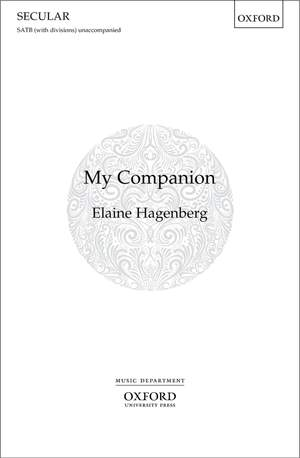 Hagenberg, Elaine: My Companion