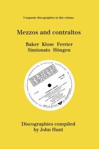 Mezzo and Contraltos