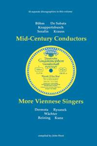 Mid-Century Conductors and More Viennese Singers