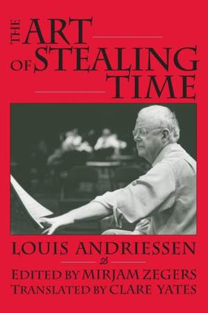 The Art of Stealing Time