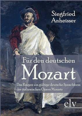 Fur Den Deutschen Mozart