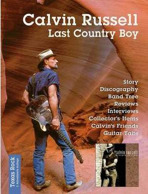 Calvin Russell: Last Country Boy