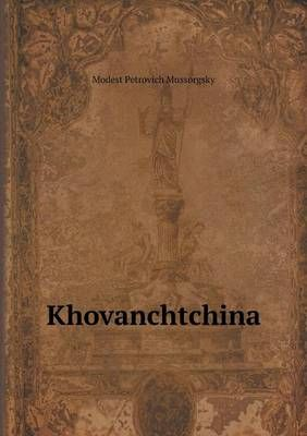 Khovanchtchina