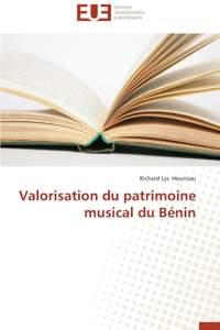 Valorisation du patrimoine musical du Bénin