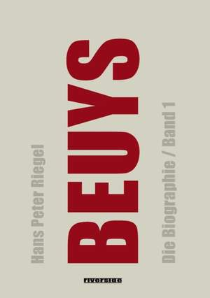 Beuys: Die Biographie (Band 1) Product Image