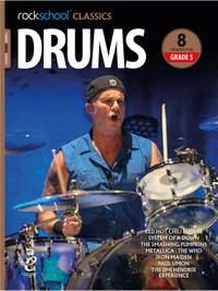 Rockschool Classics Drums Grade 5 (2018)