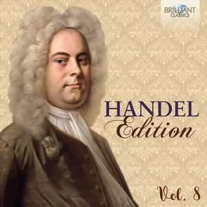 Handel Edition, Vol. 8