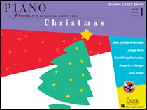 Nancy Faber_Randall Faber: Student Choice Series: Christmas - Level 1