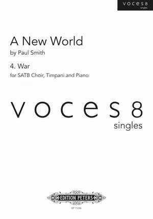 Paul Smith: War (from A New World)